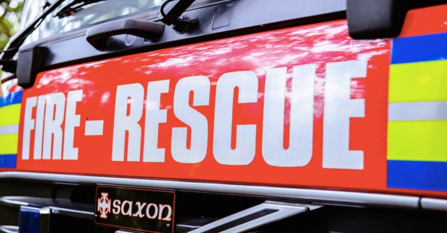 fire rescue engine emergency