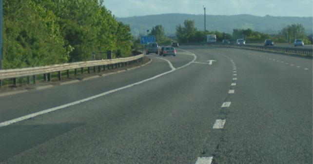 M5 Junction 25 Motorway