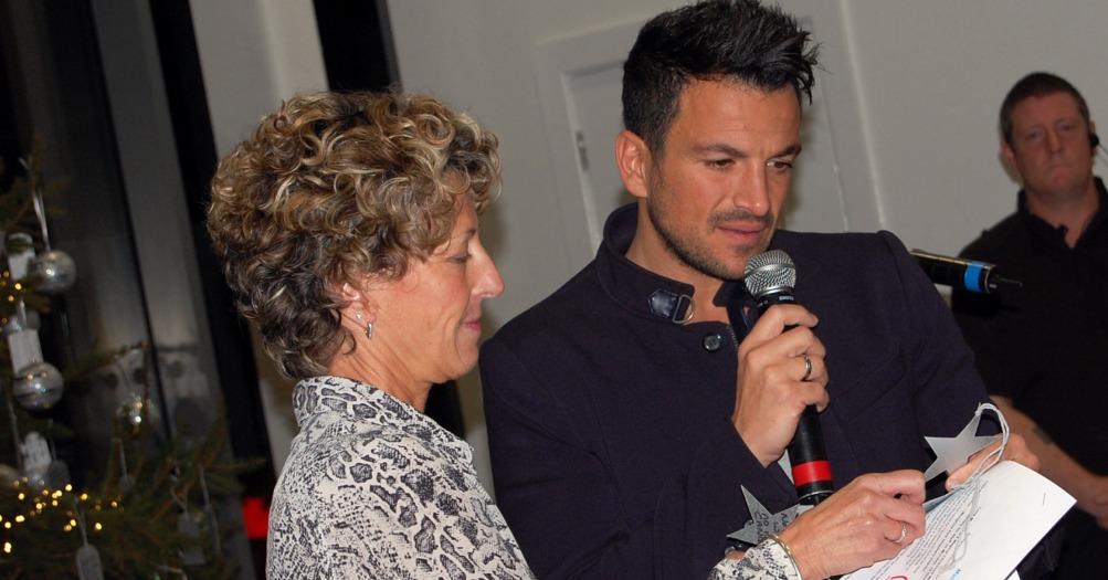 Peter André & Jo Cubbon