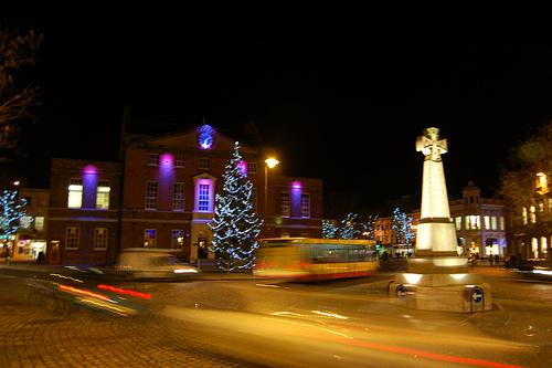 Taunton Christmas Festival @ Taunton Town Centre