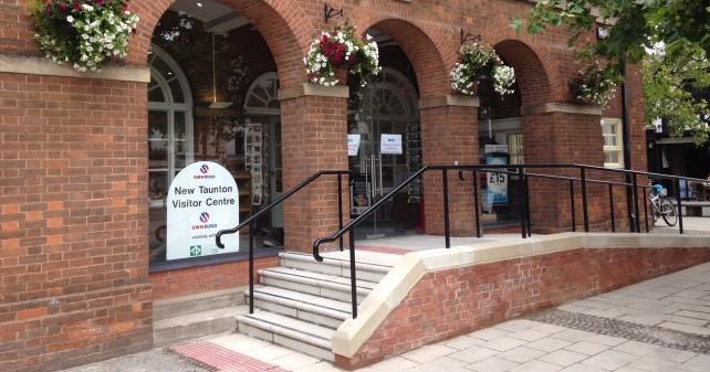 Taunton Visitor Centre