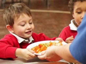 Free School Meals  LR