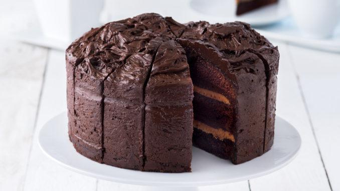 Ministry Of Cake Chocolate Fudge Cake
