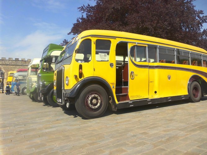 Taunton Vintage Bus Day @ Taunton   England   United Kingdom