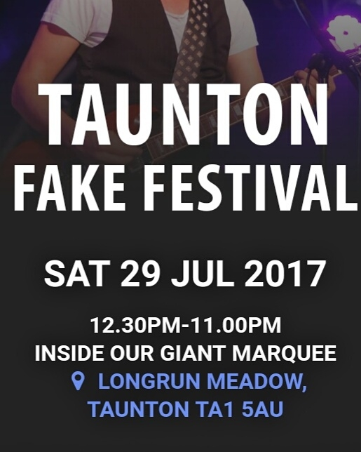 Taunton Fake Festival @ Longrun Meadow @ Longrun Meadow | England | United Kingdom