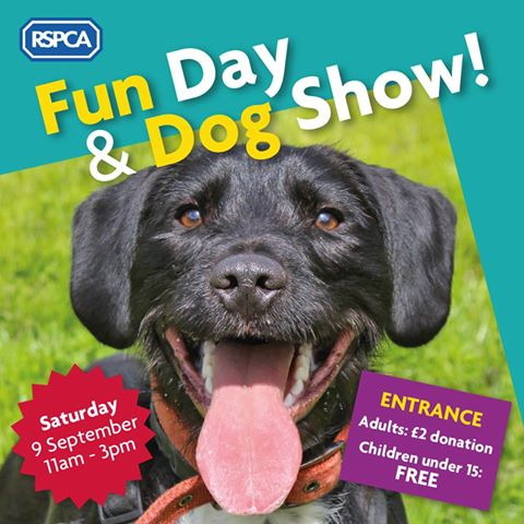 Dog Show @ RSPCA Animal and Wildlife Centre @ RSPCA Animal and Wildlife Centre | West Hatch | England | United Kingdom