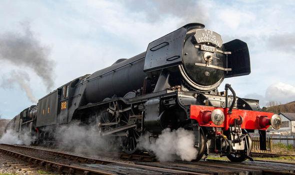 The Flying Scotsman @ West Somerset Railway @ West Somerset Railway | Somerset | England | United Kingdom