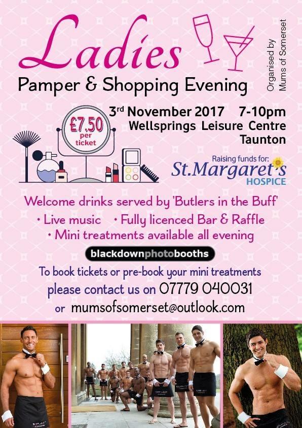 Ladies Pamper & Shopping Evening @ Wellsprings Leisure Centre | England | United Kingdom