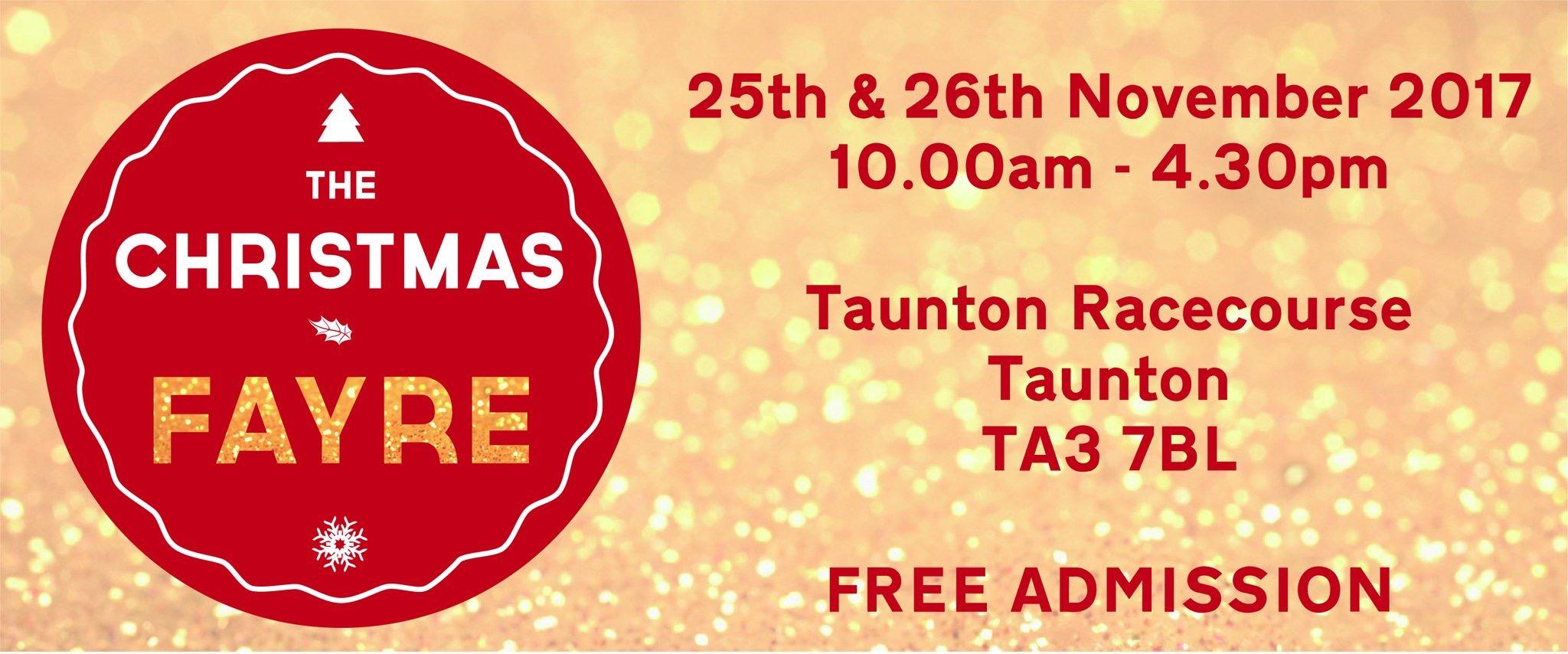Christmas Fair @ Taunton Racecourse | England | United Kingdom