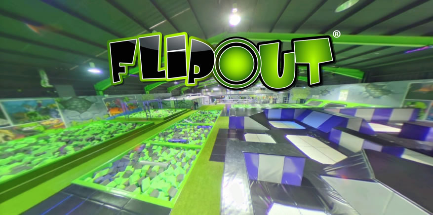 Competition Win Family Tickets To Flip Out 97 3 Apple Fm