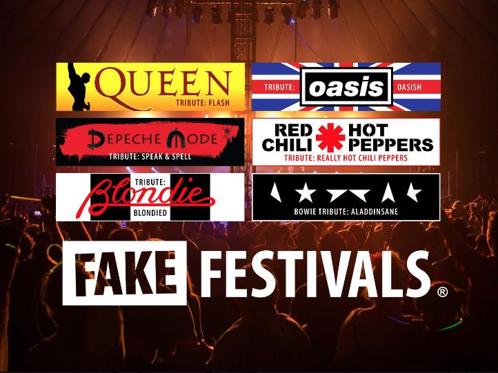 Fake Festival @ Longrun Meadow | England | United Kingdom