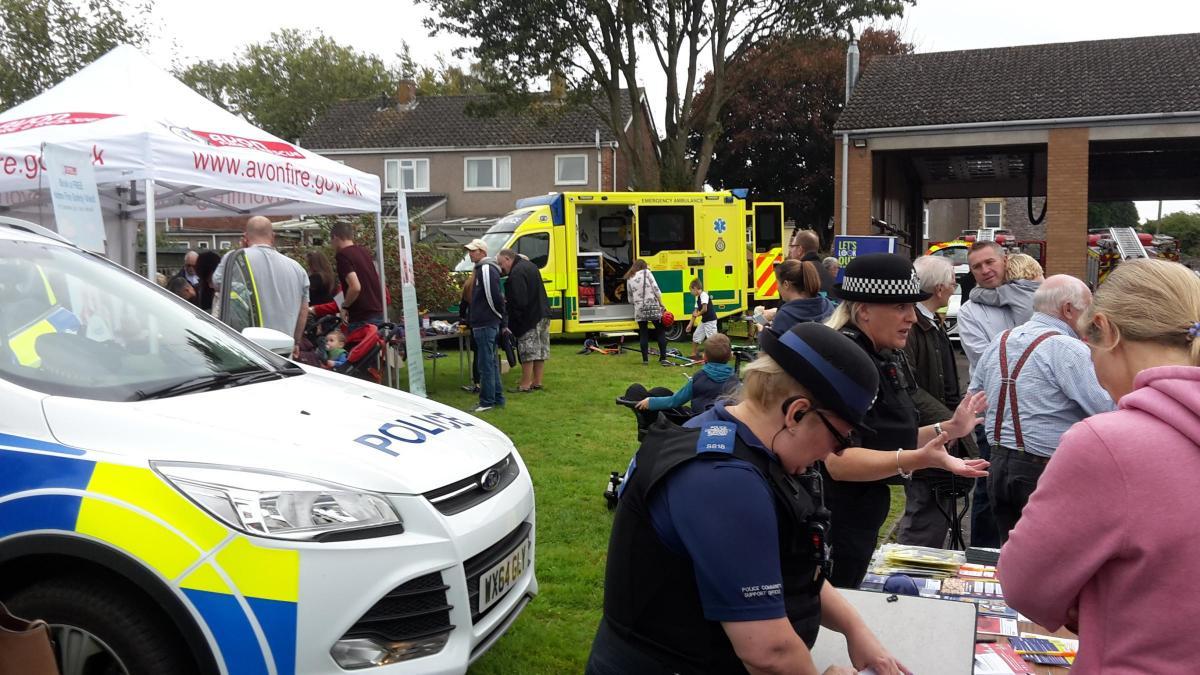 Ambulance Station Open Day @ Taunton Ambulance Station | England | United Kingdom