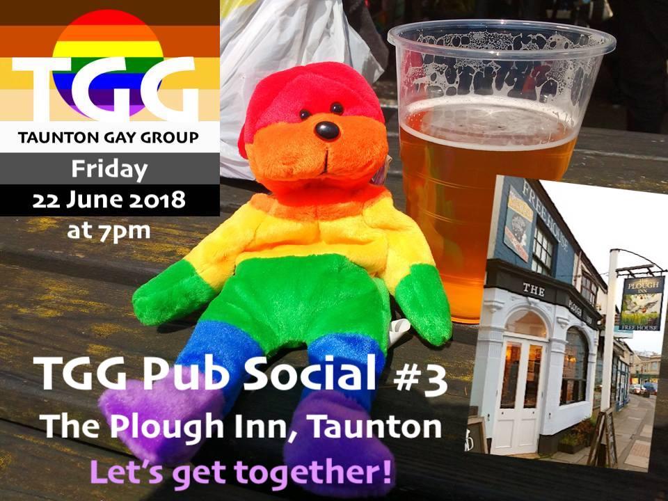 Taunton Gay Group: Pub Social @ The Plough Inn | England | United Kingdom