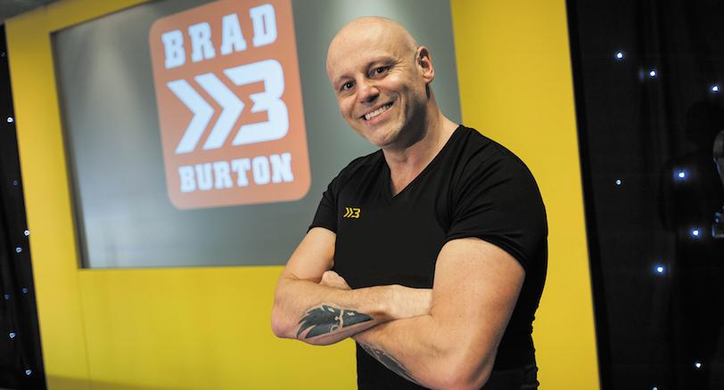 Top motivational speakers, Brad Burton & James Boardman, are