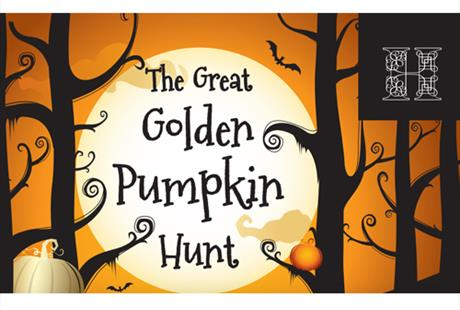 The Great Golden Pumpkin Hunt @ Hestercombe Gardens | Cheddon Fitzpaine | England | United Kingdom