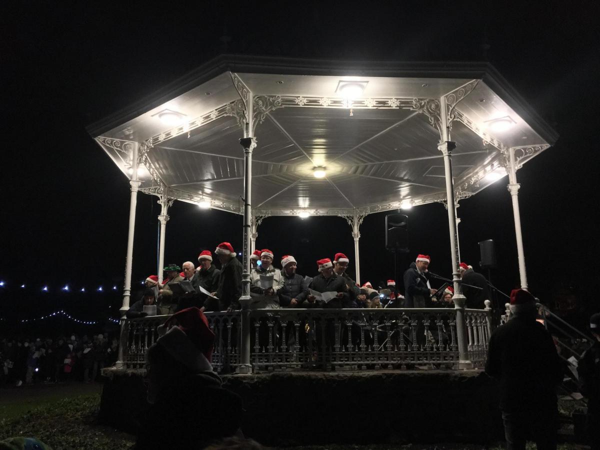 Carols Around The Bandstand @ Vivary Park | England | United Kingdom