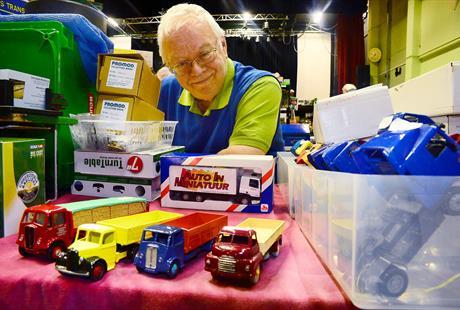 Exmoor Toy & Steam Fair @ Richard Huish College