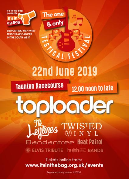 The Testical Festival 2019 @ Taunton Racecourse