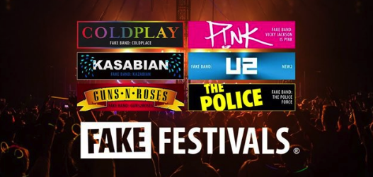 Taunton Fake Festival @ Longrun Meadow