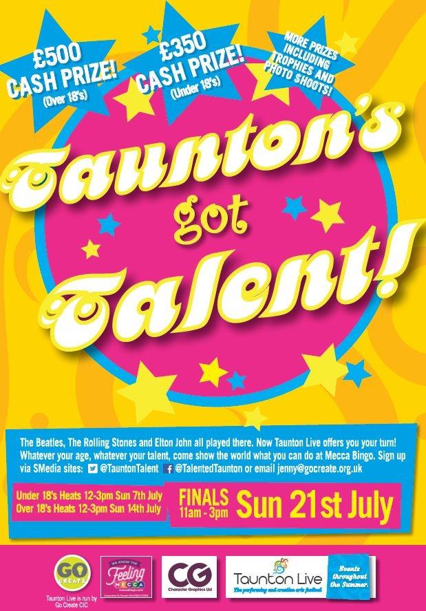 Taunton's Got Talent @ Mecca Bingo