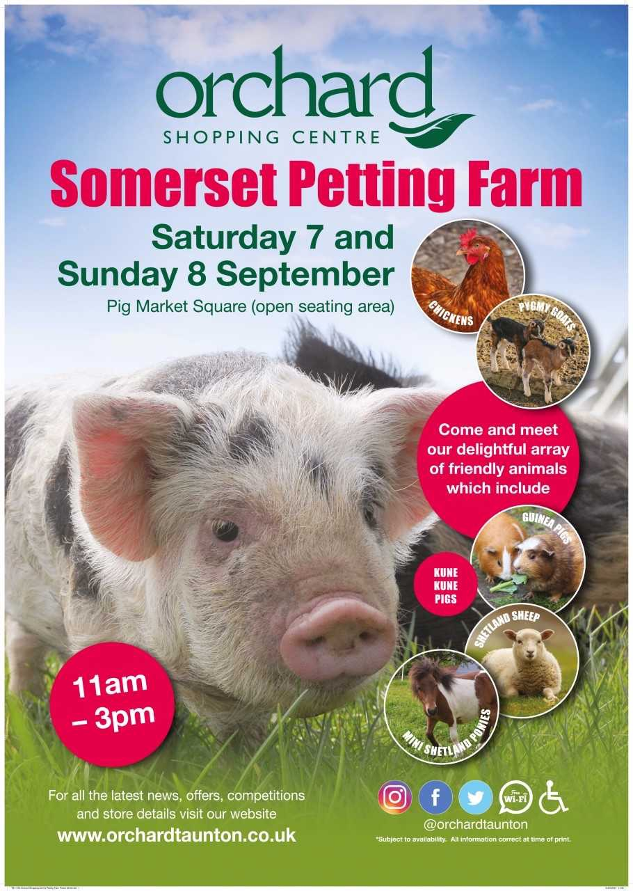 Somerset Petting Farm @ Orchard Shopping Centre