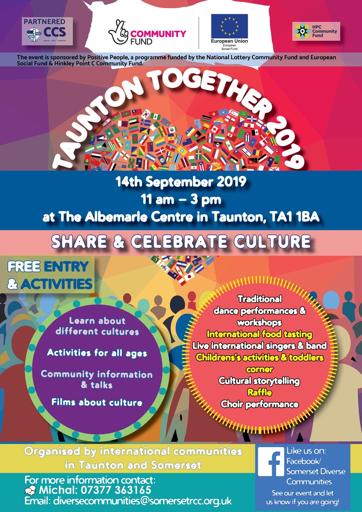 Taunton Together @ The Albemarle Centre