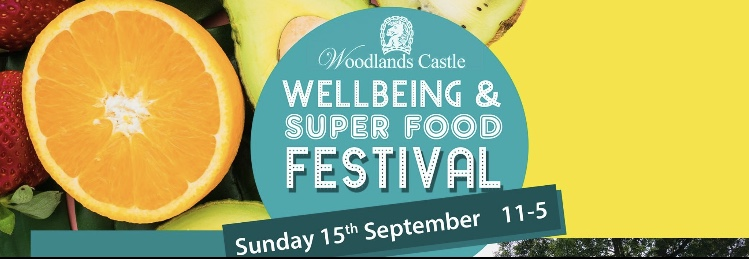 Wellbeing And Super Food Festival @ Woodlands Castle