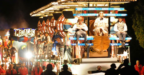 Wellington Carnival @ Wellington Town