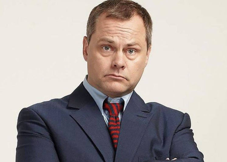 Jack Dee: Off The Telly @ The Brewhouse Theatre & Arts Centre