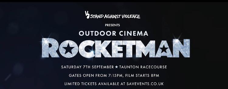 Outdoor Cinema: Rocketman @ Taunton Racecourse